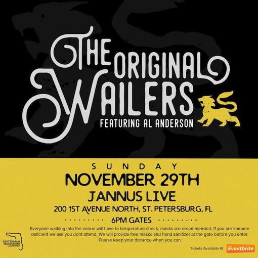 The Original Wailers 11-29-2020