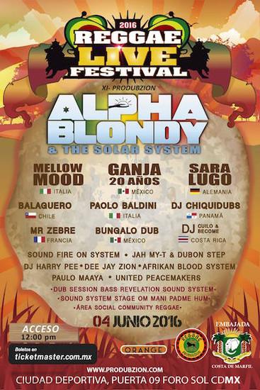 Reggae Live Festival 2016