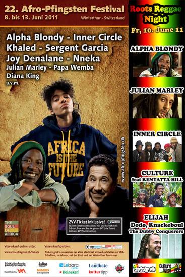 Afro Pfingsten 2011