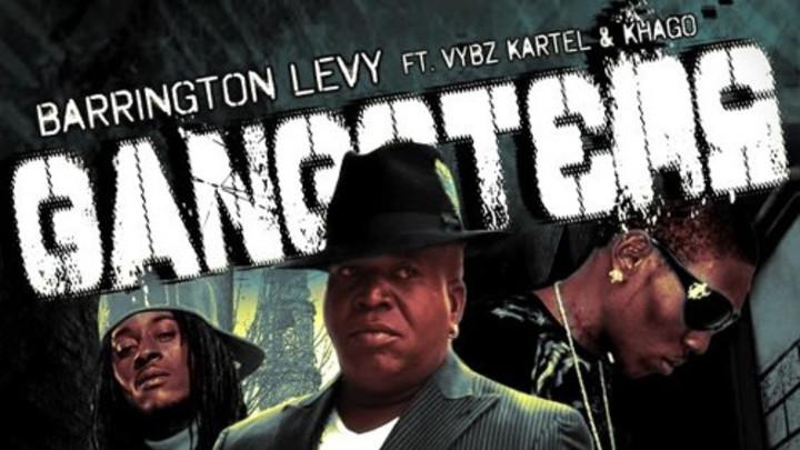 Barrington Levy feat. Vybz Kartel & Khago - Gangsters (Dj LuXMan Remix) [3/19/2016]