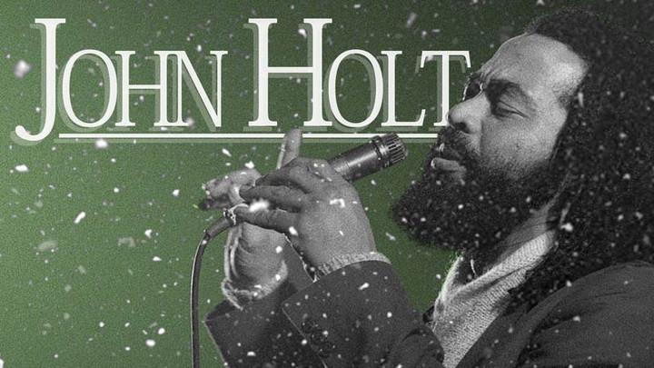 John Holt - White Christmas (Full Album) [12/24/2017]