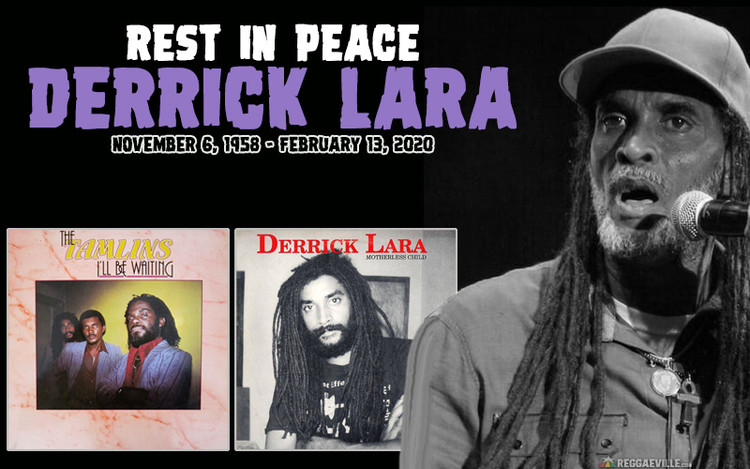 Rest In Peace... Derrick Lara