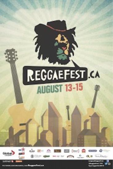 Calgary ReggaeFest 2015