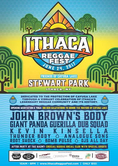 Ithaca Reggae Festival 2017