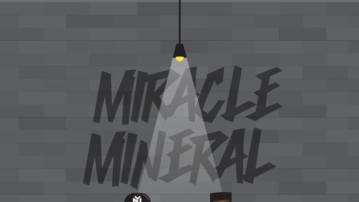 The Writer & M1 - Miracle Mineral [3/24/2019]