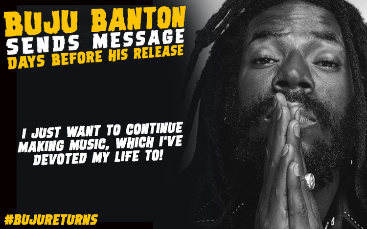Buju Banton Sends Message To Fans Days Before His Release