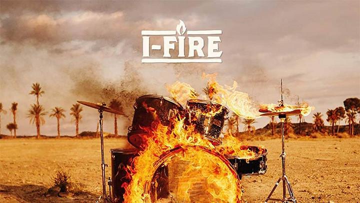 I-Fire - Spiel Mit Dem Feuer (Full Album) [4/24/2020]