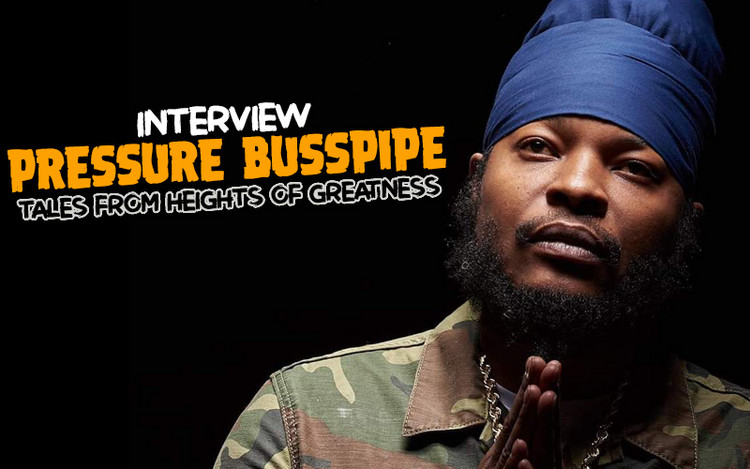Pressure Busspipe Interview - Tales from Heights Of Greatness