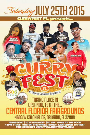 Curry Fest 2015