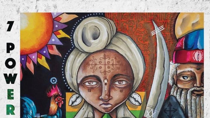 Fikir Amlak & King Alpha - 7 Powers (Full Album) [7/10/2020]