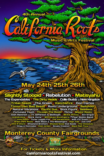 California Roots Festival 2013