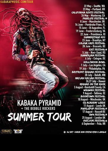 Kabaka Pyramid 6-19-2019