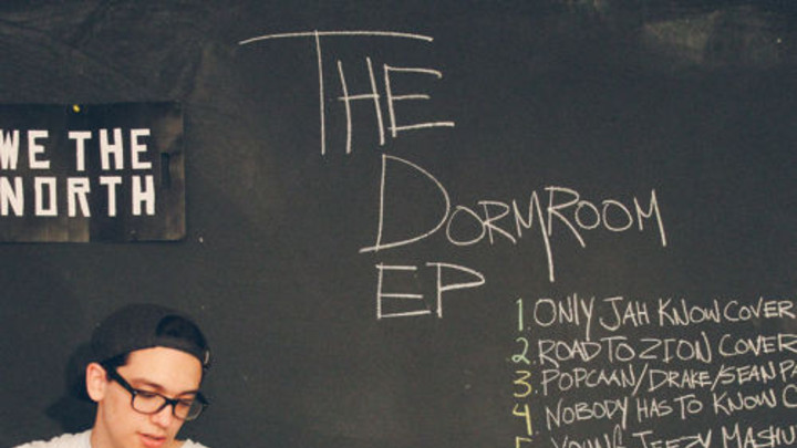Lucas DiPasquale - The Dormroom EP [10/10/2014]