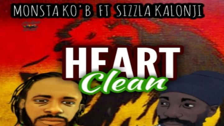 Monsta Ko'B feat. Sizzla - Heart Clean [7/19/2019]