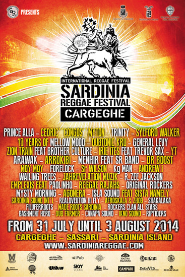 Sardinia Reggae Festival 2014