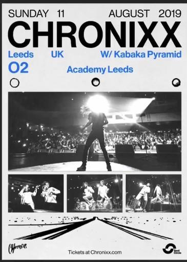 Chronixx 8-12-2019