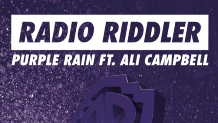 Radio Riddler - Purple Rain feat. Ali Campbell [9/22/2014]