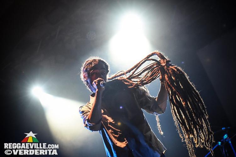 Damian Marley in Bologna, Italy @Estragon
