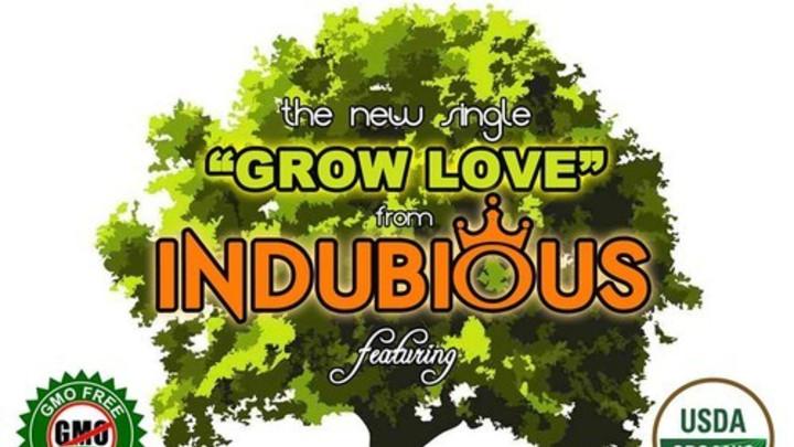 Indubious feat. Rootz Underground – Grow Love [7/15/2014]