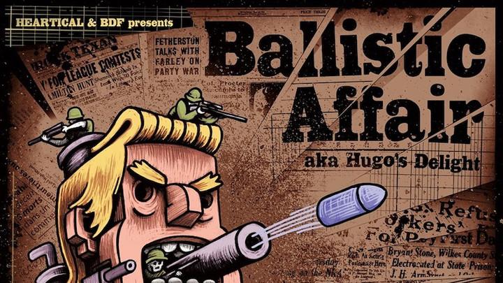 Various Artists - Ballistic Affair Riddim (Full Album) [5/23/2019]