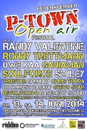 P-Town Open Air 2014