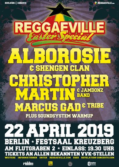 Reggaeville Easter Special - Berlin 2019