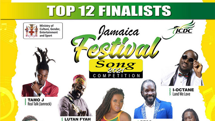 Jamaica Festival 2021 Song Competition [7/2/2021]