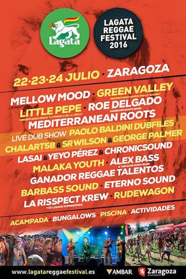 Lagata Reggae Festival 2016