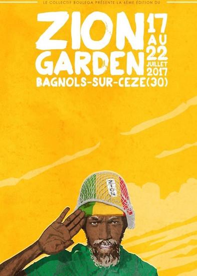 Zion Garden 2017