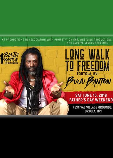 Buju Banton 6-15-2019