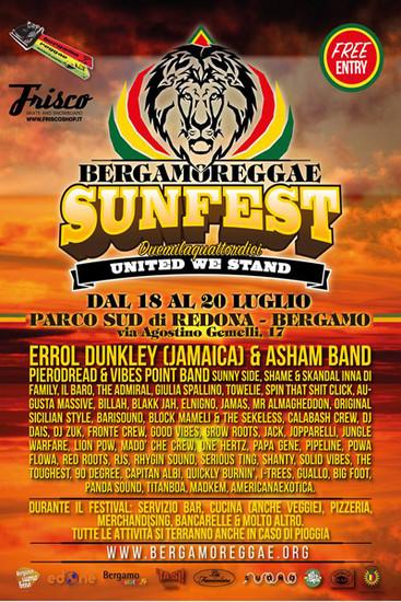 Bergamo Reggae Sunfest 2014