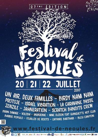 Festival de Néoules 2017