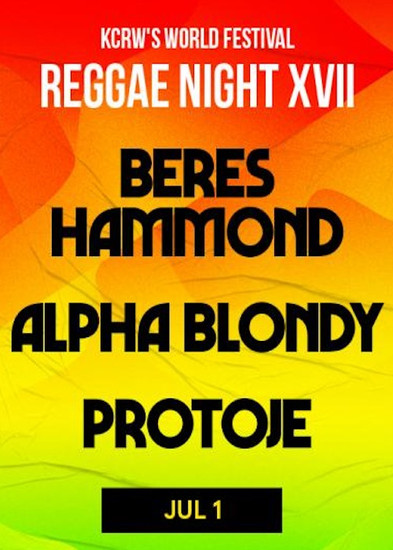 Reggae Night XVII