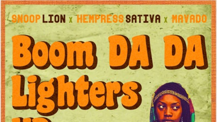 Snoop Lion, Hempress Sativa & Mavado - Boom Da Da Lighters Up (No Joke Sound Mashup) [4/2/2016]
