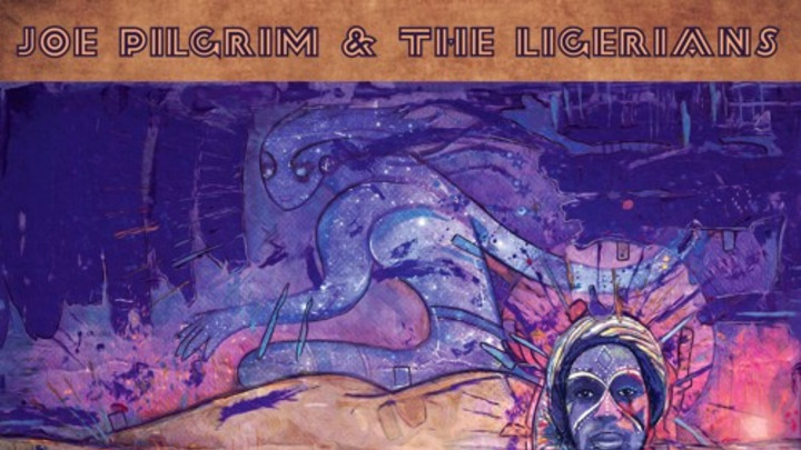 Joe Pilgrim & The Ligerians - Intuitions (Teaser) [10/21/2015]