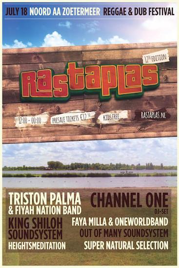 Rastaplas Festival 2015