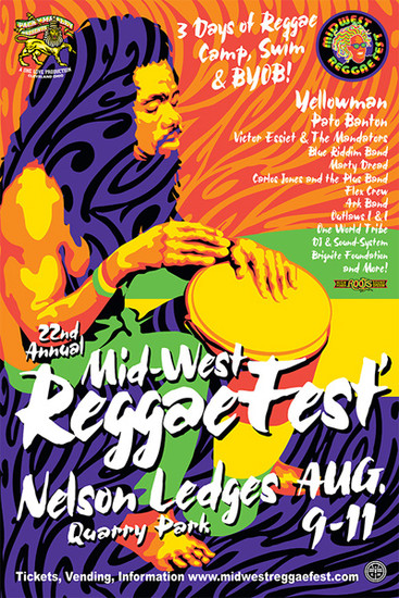 Mid West Reggae Fest 2013