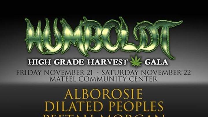 Humboldt High Grade Gala Mixtape [11/14/2014]