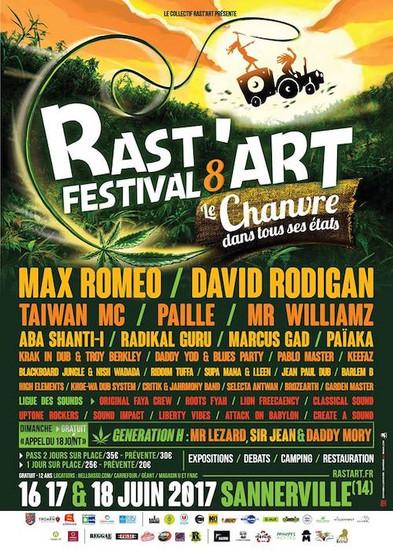 Rast'Art Festival 2017