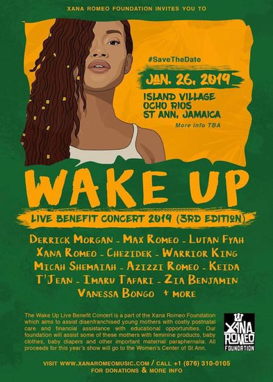 Wake Up Charity 2019
