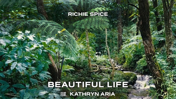 Richie Spice feat. Kathryn Aria - Beautiful Life [1/17/2019]