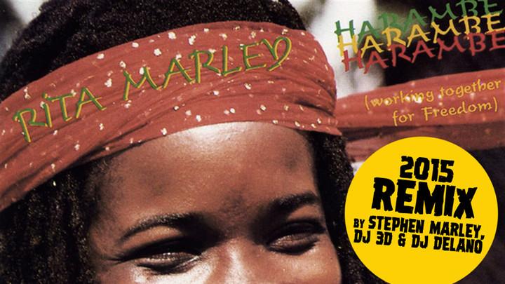 Rita Marley - Harambe (Stephen Ragga Marley, DJ 3D & DJ Delano REMX) [5/2/2015]