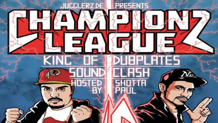 Championz League Soundclash 2014 (Full Audio) [11/29/2014]