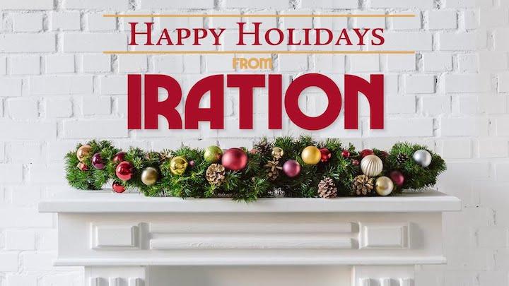 Iration - Last Christmas [12/22/2020]