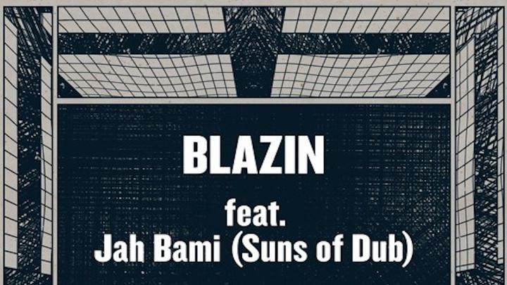 Ghost Writerz feat. Jah Bami - Blazin [12/2/2018]