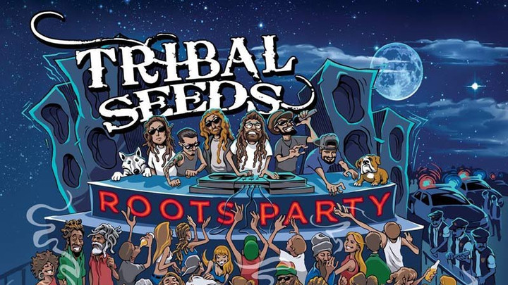 Tribal Seeds - Roots Party [11/10/2017]