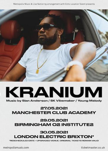 Kranium 5-27-2021