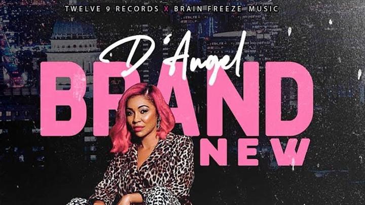 D'Angel - Brand New [11/30/2018]