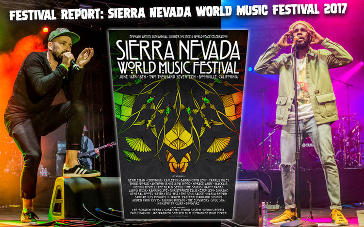 Festival Report: Sierra Nevada World Music Festival 2017