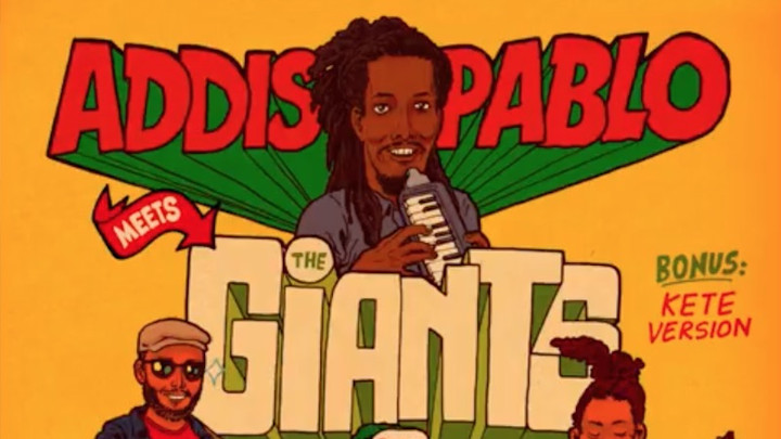 Addis Pablo meets The Giants - Jah Faya Riddim [5/17/2018]